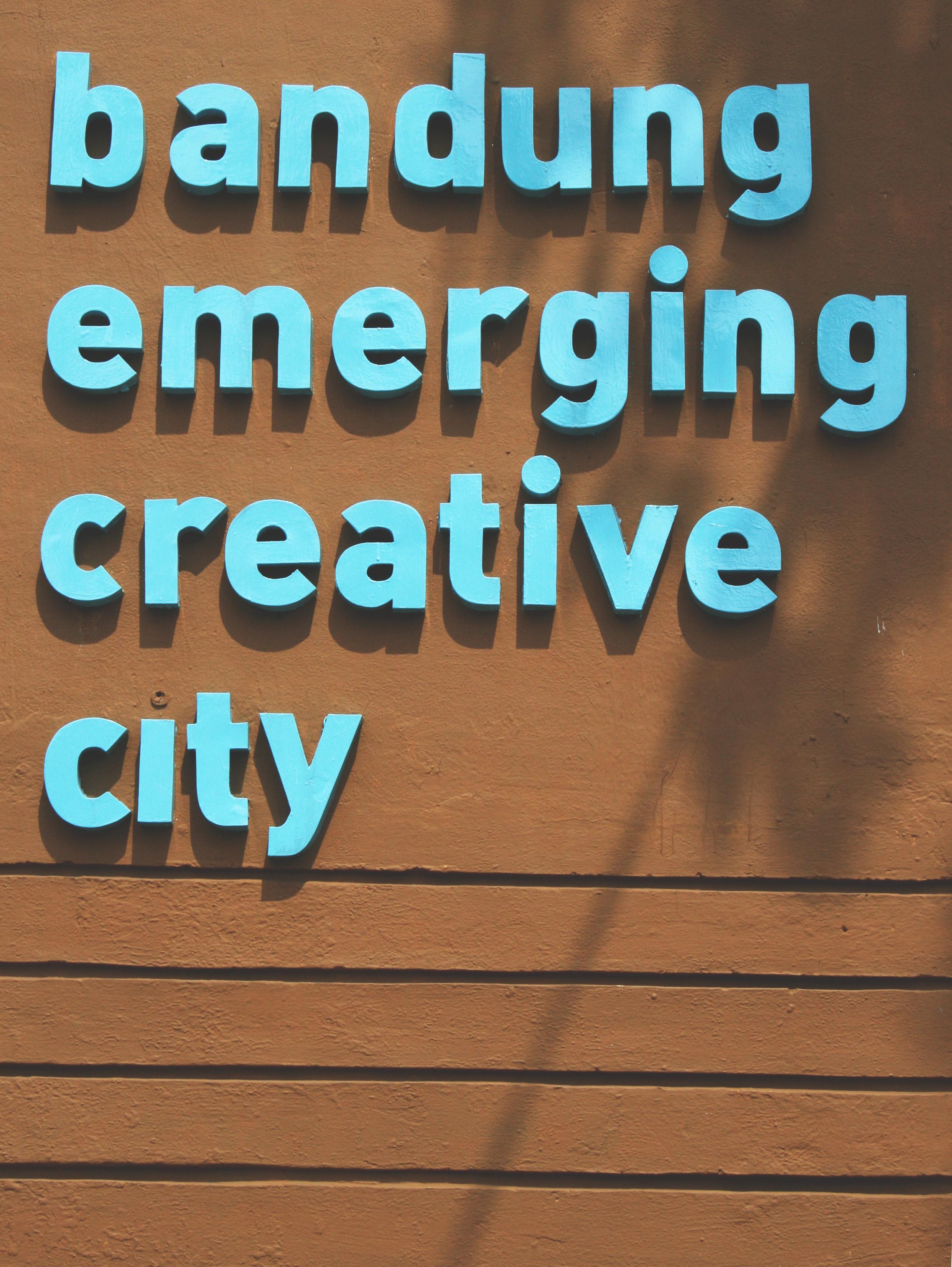Bandung Emerging Creative City – Der indonesische Indie-Ort