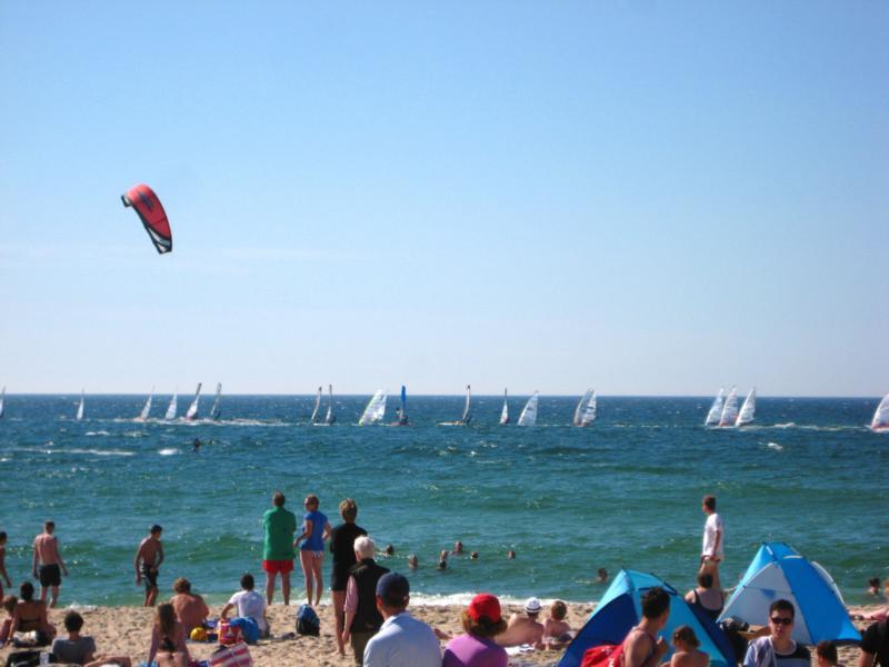 Windsurf Cup – Sommerzeit heißt Inselzeit!