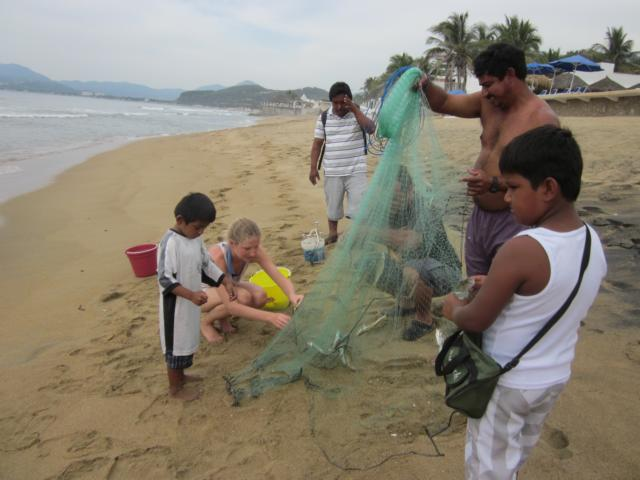 Angeln Fishing Pescadero Mexiko