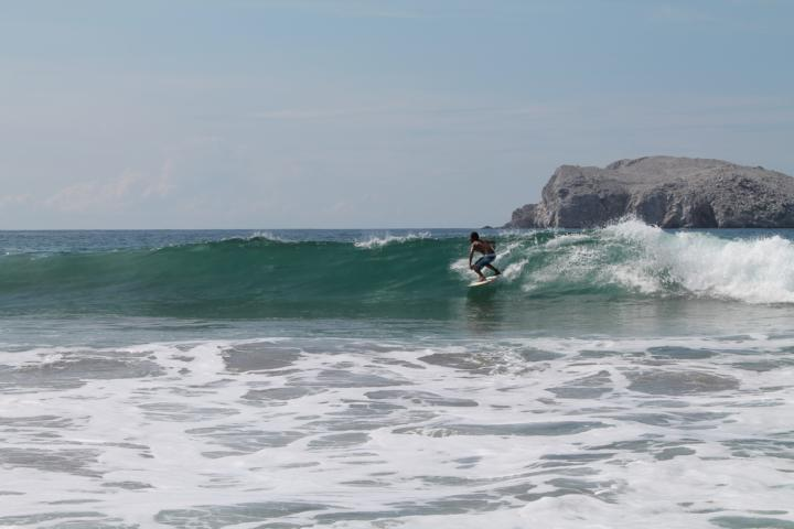 Mexiko Surf Manzanillo