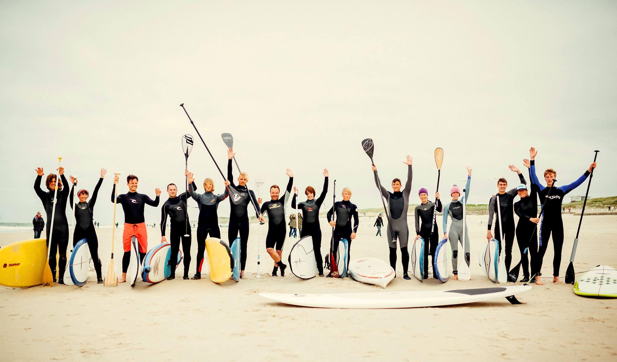 SUP Surf Sylt. Durch einen Zufall zum Traumjob.