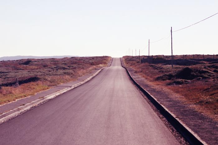 Wie ich mich in eine Straße verliebt habe, am Ende der Welt!