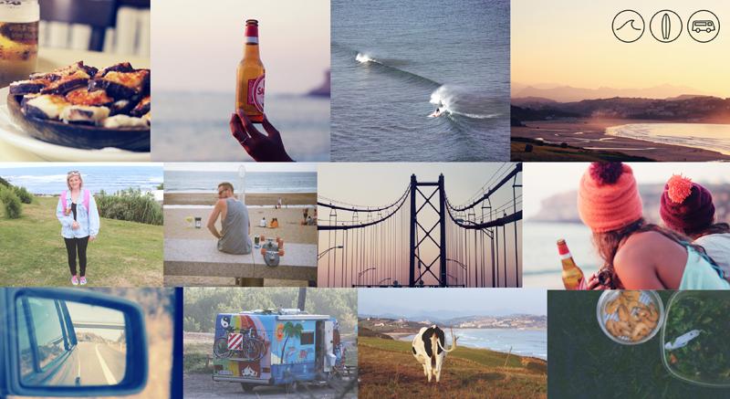 36 Dinge, die einen Surfing-Roadtrip am Atlantik einzigartig machen