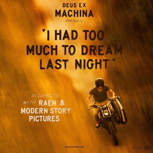 Vom träumen und noch mehr träumen: Deus Ex Machina Surfbretter und Hangloose