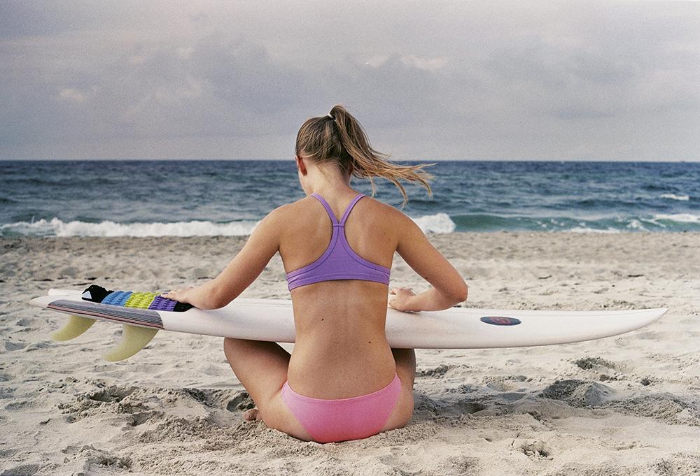 SIMH_Tinka Blu - Surf bikini top Performer purple