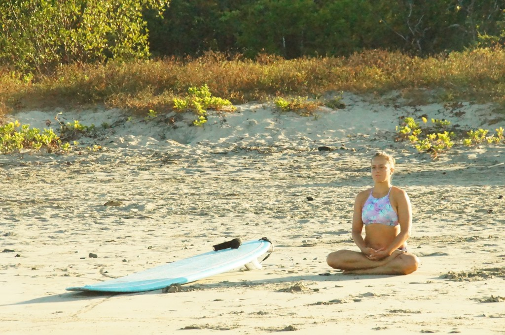 surf yoga sylt