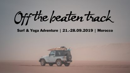 Off the beaten track  adventure 2019