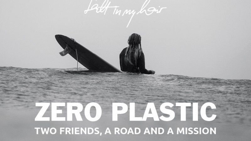 ZERO PLASTIC ROADTRIP 2018
